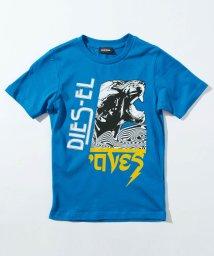 DIESEL/DIESEL(ディーゼル) Kids & Junior Tシャツ/コットン/カットソー【正規輸入品】/503358218