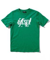 DIESEL/DIESEL(ディーゼル) Kids & Junior Tシャツ/コットン/カットソー【正規輸入品】/503358223