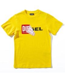 DIESEL/DIESEL(ディーゼル) Kids & Junior Tシャツ/コットン/カットソー【正規輸入品】/503358225