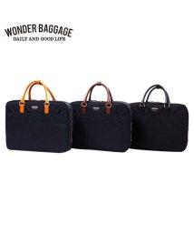 WONDERBAGGAGE/ワンダーバゲージ WONDER BAGGAGE バッグ ビジネスバッグ ブリーフケース ショルダー グッドマンズ メンズ GOODMANS MG BUSINES/503018572
