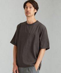 green label relaxing/CM ルミレット シーム ポケット クルーネック Tシャツ < 機能性生地 / 吸水速乾 >/503319875