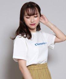 Cheek/charmanteプリントTシャツ/503331462