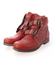 EU Comfort Shoes/ヨーロッパコンフォートシューズ EU Comfort Shoes スニーカー (レッド)/503356512