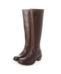 EU Comfort Shoes/ヨーロッパコンフォートシューズ EU Comfort Shoes ロングブーツ (ブラウン)/503356517