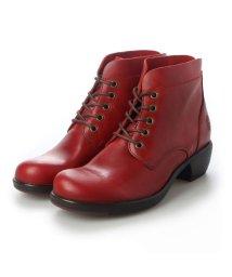 EU Comfort Shoes/ヨーロッパコンフォートシューズ EU Comfort Shoes ショートブーツ (レッド)/503356518