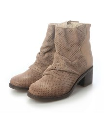 EU Comfort Shoes/ヨーロッパコンフォートシューズ EU Comfort Shoes ショートブーツ (ベージュ)/503356521
