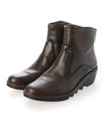 EU Comfort Shoes/ヨーロッパコンフォートシューズ EU Comfort Shoes ショートブーツ (オリーブ)/503356526