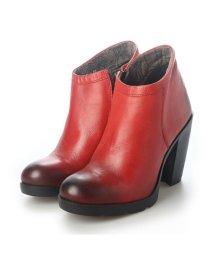 EU Comfort Shoes/ヨーロッパコンフォートシューズ EU Comfort Shoes ショートブーツ (レッド)/503356528