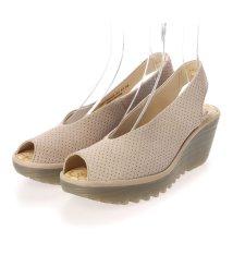 EU Comfort Shoes/ヨーロッパコンフォートシューズ EU Comfort Shoes サンダルパンプス (ベージュ)/503356532