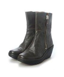 EU Comfort Shoes/ヨーロッパコンフォートシューズ EU Comfort Shoes ショートブーツ (チャコール)/503356539