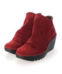 EU Comfort Shoes/ヨーロッパコンフォートシューズ EU Comfort Shoes ショートブーツ (レッド)/503356546