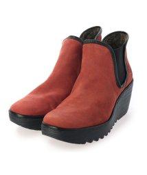 EU Comfort Shoes/ヨーロッパコンフォートシューズ EU Comfort Shoes ショートブーツ (レッド)/503356549