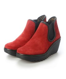 EU Comfort Shoes/ヨーロッパコンフォートシューズ EU Comfort Shoes ショートブーツ (レッド)/503356552