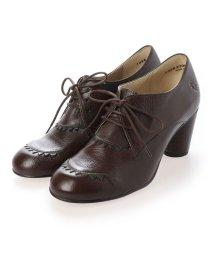 EU Comfort Shoes/ヨーロッパコンフォートシューズ EU Comfort Shoes レースアップシューズ (ダークブラウン)/503356561