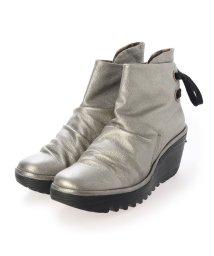 EU Comfort Shoes/ヨーロッパコンフォートシューズ EU Comfort Shoes ショートブーツ (グレー)/503356569