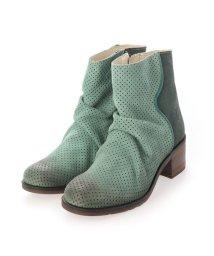 EU Comfort Shoes/ヨーロッパコンフォートシューズ EU Comfort Shoes ショートブーツ (オレンジ)/503357450