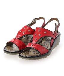 EU Comfort Shoes/ヨーロッパコンフォートシューズ EU Comfort Shoes サンダル (レッド)/503357452