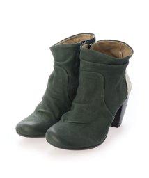EU Comfort Shoes/ヨーロッパコンフォートシューズ EU Comfort Shoes ショートブーツ (紺)/503357461