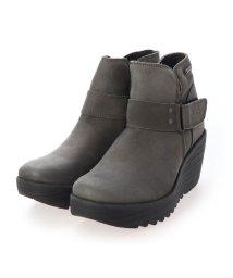 EU Comfort Shoes/ヨーロッパコンフォートシューズ EU Comfort Shoes ショートブーツ (グレー)/503357469