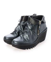 EU Comfort Shoes/ヨーロッパコンフォートシューズ EU Comfort Shoes ショートブーツ (グレー)/503357475