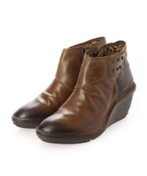 EU Comfort Shoes/ヨーロッパコンフォートシューズ EU Comfort Shoes ショートブーツ (オリーブ)/503357478