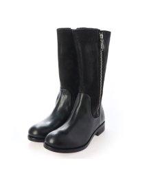 EU Comfort Shoes/ヨーロッパコンフォートシューズ EU Comfort Shoes ロングブーツ (ブラック)/503357479