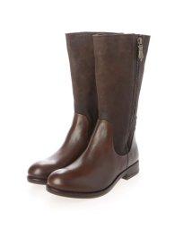 EU Comfort Shoes/ヨーロッパコンフォートシューズ EU Comfort Shoes ロングブーツ (ブラウン)/503357480
