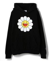 LHP/J.BALVIN x TAKASHI MURAKAMI/ジェイ・バルヴィン×村上隆/Blanco Large Flower Hoodie/503359643