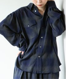 NOBLE/《予約》【COUTURE D'ADAM】オーバーサイズウエスタンシャツ◆/503360006