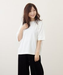 WYTHE/【WYTHE】 ボートネック Tシャツ/503360292