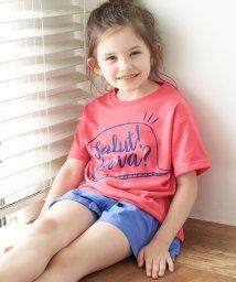 ROPE' PICNIC KIDS/【ROPE' PICNIC KIDS】吹き出しメッセージTシャツ/503361088
