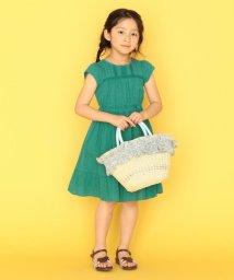 KUMIKYOKU KIDS/【150-170cm】ナチュラルカラー ワンピース/503361431