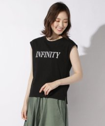 And Couture/INFINITYロゴフレンチTシャツ/503294613