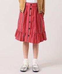 KUMIKYOKU KIDS/【110-140cm】マルチストライプスカート/503361535