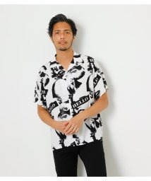 AZUL by moussy/ALIVE ALOHA SHIRT/503361636