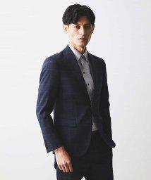 MICHEL KLEIN HOMME/スーツ(ウインドチェック)/503361602