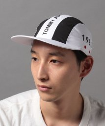 TOMMY JEANS/ストライプキャップ/503346890