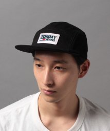 TOMMY JEANS/ロゴパッチ5パネルキャップ/503346891