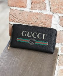 GUCCI/【GUCCI】GUCCI PRINT 長財布/503347706