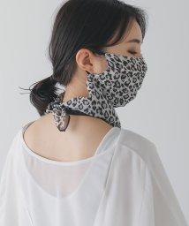 Bou Jeloud/UVケアフェイスカバースカーフ/503351199