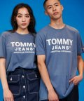 TOMMY JEANS/【オンライン限定】TOMMY JEANS ロゴ Tシャツ/503353761