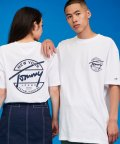 TOMMY JEANS/バックロゴTシャツ/503353762