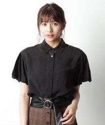 Rirandture/キャミ付シアーシャツ/503360668