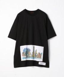 CABaN /CABaN×Fabrice Moireau アートTシャツ/503363593