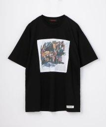 CABaN /CABaN×Fabrice Moireau アートTシャツ/503363595