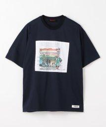 CABaN /CABaN×Fabrice Moireau アートTシャツ/503363598