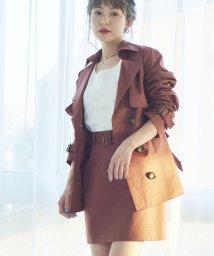Cherie Mona/【セットアップ対応商品】【CherieMona】ベルトミニスカート/503361138