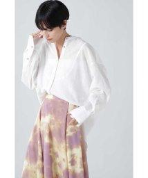 ROSE BUD/リネンビッグシャツ/503361701