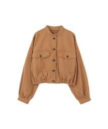 FREE'S MART/◆ボリュームスリーブミリタリーショートジャケット/503364315