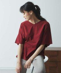 Rouge vif la cle/【JILKY】VネックラグランTシャツ/503365127